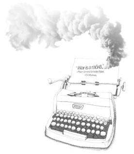 type-writer image
